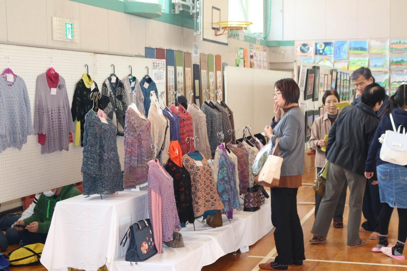 吉島ふれあい祭2019:フリーマーケットの写真