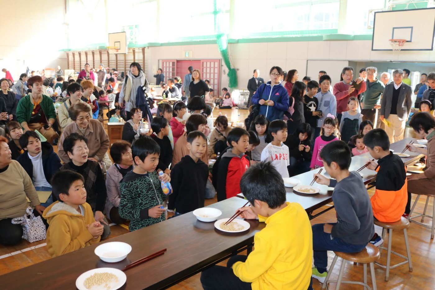 吉島ふれあい祭2019:催し物の写真