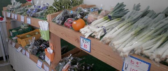 お待たせいたしました!「きらり産直市場」ローソン川西吉田店内にオープンしました!