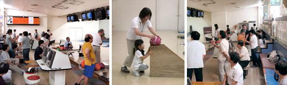 燦燦塾でボウリング体験!